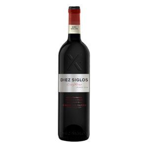 vino-diez-siglos-ribera-crianza